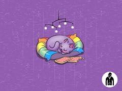 Nyan's Dream Remix LW Zip Hoodie