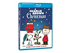 A Charlie Brown Christmas Blu-Ray