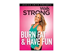 Walk Strong 2.0 with Jessica Smith - DVD