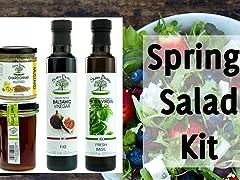 Sutter Buttes Spring Salad Gift Set