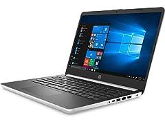 "HP 14"" Full-HD Intel Quad-Core Notebook (Open Box)"