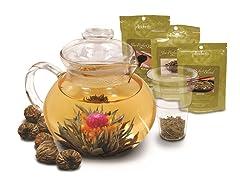 Primula Flowering Tea Set