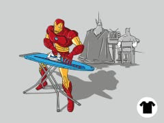 The Ironing Man