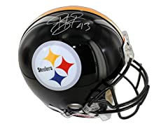Troy Polamalu Signed Steelers Full Size