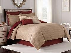 Royal Heritage Home Loom Comforter Set