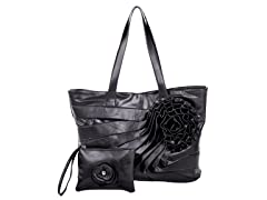 Parinda JUNE Handbag, Black