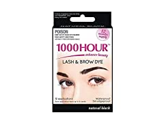 1000 Hour Eyelash Brow Dye Tint Kit