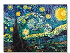 Vincent van Gogh Starry Night - Canvas Art