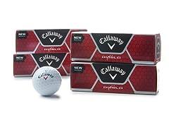 Callaway HEX Diablo Golf Balls 12-Pack