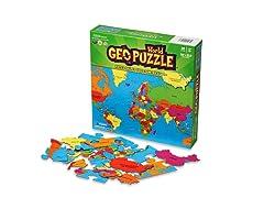 GeoPuzzle- World
