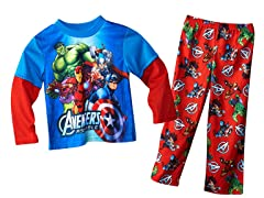 Avengers 2 Pc Set (4-10)