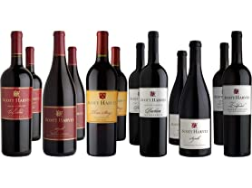 Scott Harvey Red Wine (6) - Your Choice