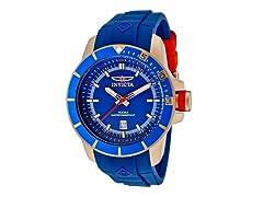 Pro Diver Watch, Blue