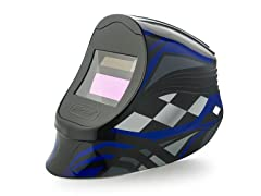 Viper Blue VMX with 1000F Filter Welding Helmet