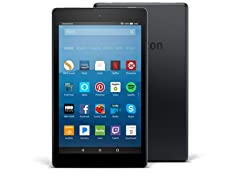 """Amazon Fire HD 2017 8"""" Tablets - NEW"""