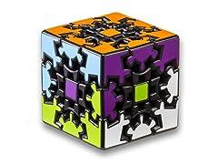 RecentToys Gear Cube Brain Teaser Puzzle