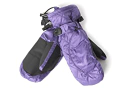 Gordini Youth Down Mittens - Purple