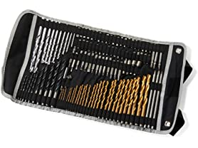Master Mechanic 115-Piece Drill/Driver Bit Set