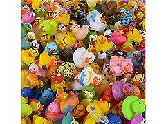 "Assorted 2"" Rubber Duckies"