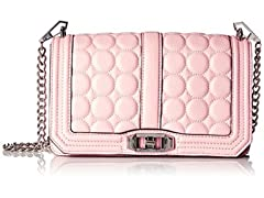 Rebecca Minkoff Love Circle Quilt Cross-Body Bag