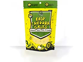 Fishski Jalapeno, Hatch Green Chile Grits 12 Pack