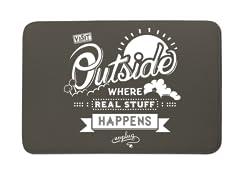 """Visit Outside"" Anti-Fatigue Mat"