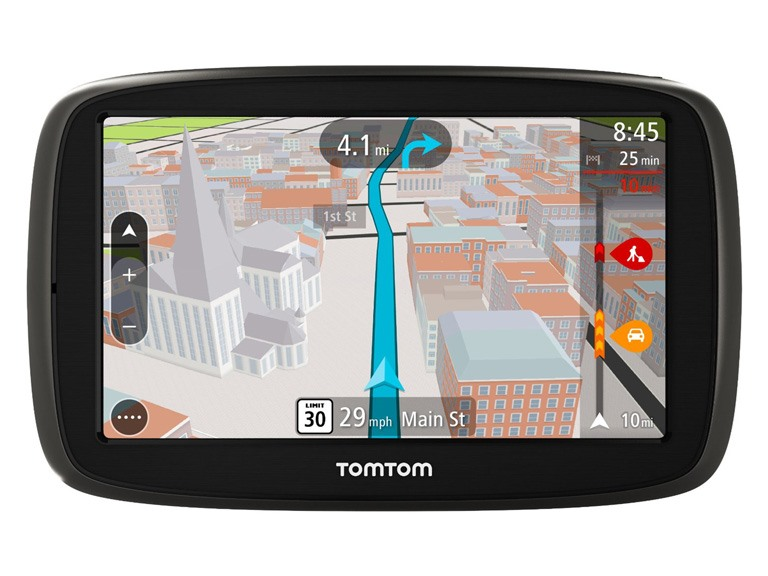 TomTom 1FC5.019.00 GO 50S 5-inch Portable Vehicle GPS Deals