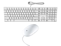 Apple Wired USB Keyboard & Mouse Bundle
