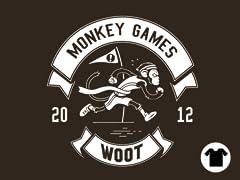 2012 Woot Monkey Games - Brown