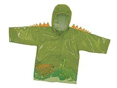 Dinosaur Rain Coat (3T)