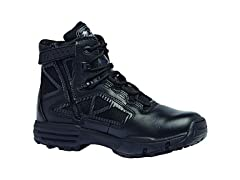 """Belleville 6"""" Hot Weather Side Zip Boot"""