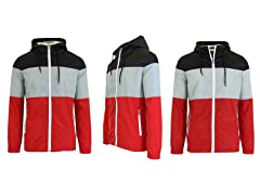 Men's Lightweight Windbreaker Jacket