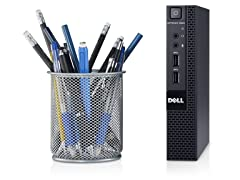 Dell Optiplex 9020 Micro i3 256GB Desktop