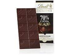 Excellence Bar, 70% Cocoa, 12pk