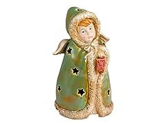 Green Angel Decorative Fragrance Warmer
