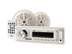 Marine Stereo Speaker System