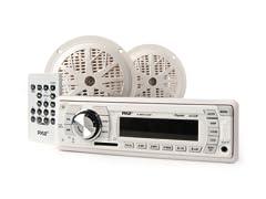 Pyle Marine Stereo Speaker System