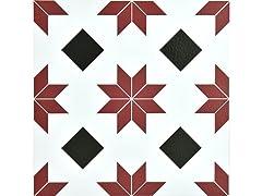 Peel & Stick Floor Tiles, Orion