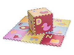HemingWeigh Kid's Alphabet Play Mat