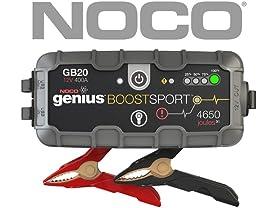 NOCO Genius Boost Sport Jump Starter