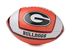 "Georgia 8"" Softee Football"