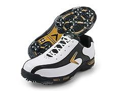 Men's Bio-Kenetic Tour Shoe, White/Black