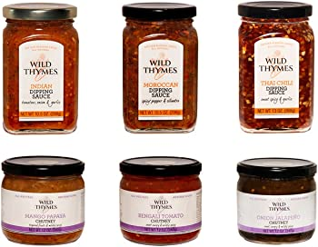 6-Pack Wild Thyme Farms Condiment