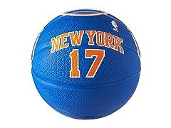 Huffy NY Knicks Jeremy Lin Ball (Size 3)