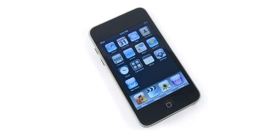 Apple 8GB iPod Touch 3rd Generation