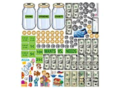 Peel, Play & Learn Money Skills
