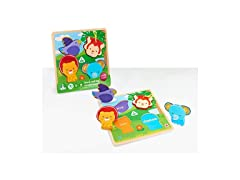 Early Learning Centre Wooden Puzzle