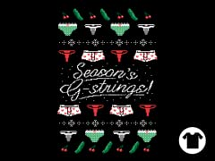 Season's G-strings!