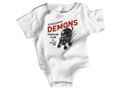 "Wrybaby ""Screamin Demon's"" Bodysuit"
