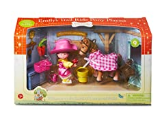 Emily's Trail Ride Pony Playset